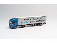 Iveco Str. NP návěs s plachtou New Stralis TCO2 Champion