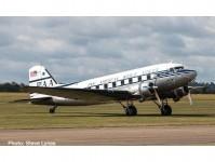 DC-3 Pan American World Airw.