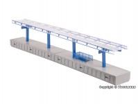 moderní nástupiště pro C-Gleis