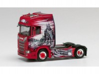 Herpa 312295 Scania CS20 HD tahač Sefl Transporte