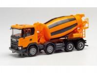 Scania CG17 míchač betonu komunální