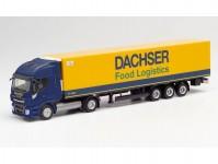 Iveco Stralis NP chladící skříň Dachser Food Logistic