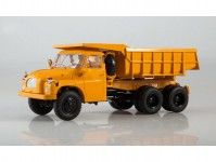Tatra-138 S1 oranžová