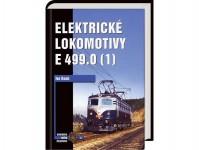 Elektrické lokomotivy E 499.0 1.díl