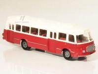 RA Došlý 200104 Jelcz 272 červený/bílý 2x2-dílné dveře TT