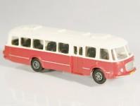 RA Došlý 200302 Škoda 706 RTO červený/bílý, 1x2-dílné dveře TT