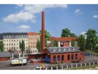 Auhagen 13341 tovární budova