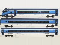 Jägerndorfer 70308 3-dílná jednotka RailJet s řídícím vozem ČD VI.epocha