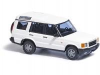Busch 51902 Land Rover Discovery, bílý