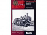 Literatura sz70 Svět železnice 70