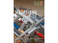 Faller 190908D Faller Katalog 2019/2020 bez cen