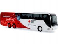Rietze 64289 MAN Lions Coach L DRK Blutspendedienst