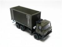 IGRA MODEL 66817001 Tatra 815 6x6 vojenská s kontejnérem - doprodej