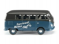 "Wiking 78806 VW T1 Bus  ""Zweirad Heinz"""