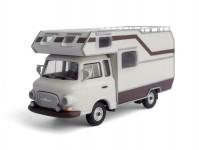 Small Models 0150ak Barkas B100 obytný automobil