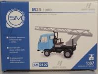 Small Models 0107k Multicar M25 žebřík