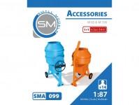 Small Models 099 míchačka M 65 & M 100