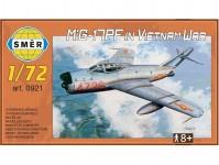 MiG-17PF in Vietnam War