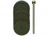 Proxxon 28810 řezací kotoučky 10 ks + trn