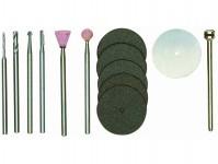modelářská sada rotačních nástrojů - 13 dílná