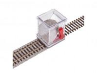 Proses PBS-HO-04 štěrkovačka H0/00 s uzavírací klapkou