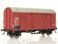 Exact train 20774 zavřený vůz Oppeln ČSD III.epocha