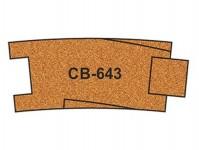 Proses PCB-643 korkové podloží 10ks pro R643