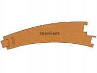 Proses PCB-8074-5 korkové podloží 10ks pro R8074-8075