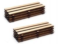 Proses PHL-K-04 náklad štos dřevěných fošen 2ks