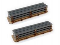 Proses PHL-K-06 náklad ocelových profilů 2 ks