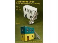 Proses PLS-005 kancelářské buňky