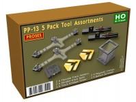 Proses PPP-13 sada nástrojů Märklin K Gleis