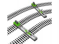 Proses PPT-TT-01 držáky pro výrobu paralelní tratě nastavitelné TT