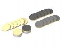Proses PTC-004S náhradní polštářky pro čistič pojízdný Wet & Dry