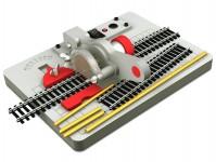 elektrická řezačka kolejí