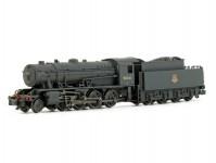 Parní lokomotiva BR 2-8-0