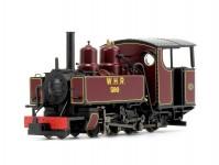 parní lokomotiva Baldwin 10-12-D Welsh Highland Railway