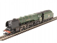parní lokomotiva Princess Coronation 46221 Queen Elizabeth BR