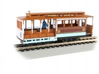 Bachmann 60537 Maroon & Tan tramvaj