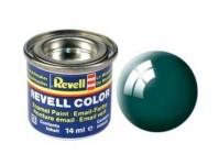 Revell 32162 barva Revell emailová - 32162: leská zelenomodrá (sea green gloss)