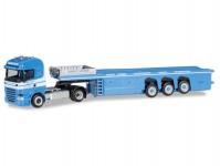 Herpa 930741 Scania R04 FD Szg Hubert Sc
