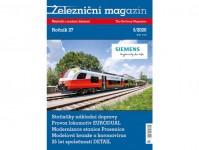 Literatura zm2005 Železniční magazín 5/2020