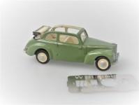 S1102 cabrio limousine zelená