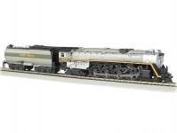 parní lokomotiva 4-8-4 s tendrem Union Pacific