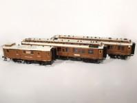 Hobby Train H44015 set Wien-Nizza-Cannes Expres CIWL I.epocha
