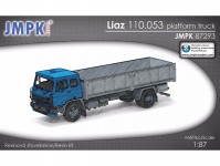JMPK 87293K Liaz 110.053 valník stavebnice