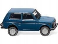 Wiking 20802 Lada Niva modrá