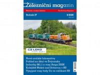 Literatura zm2006 Železniční magazín 6/2020