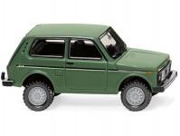 Wiking 20801 Lada Niva zelená
