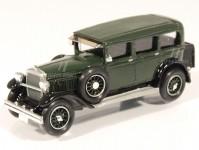 Škoda 6R limuzína 1929-30 zelená